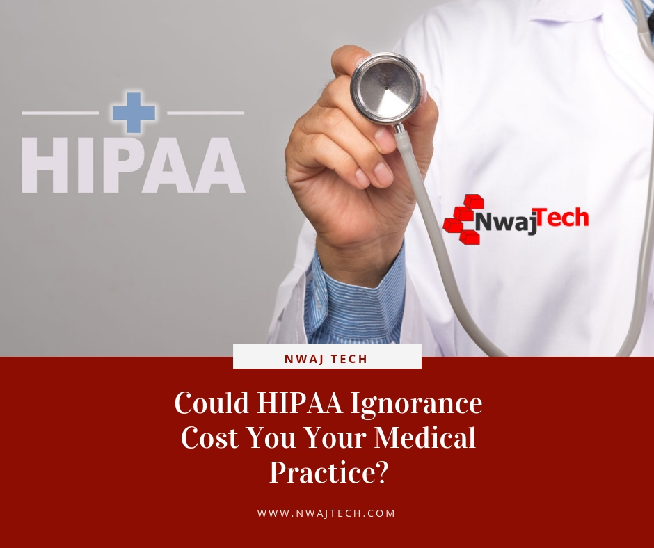 Could HIPAA Ignorance Cost You Your Medical Practice FB