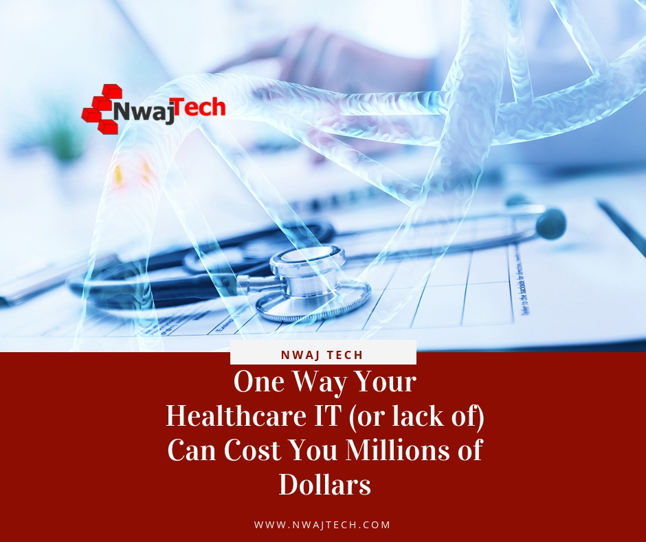 One Way Your Healthcare IT (or lack of) Can Cost You Millions of Dollars FB