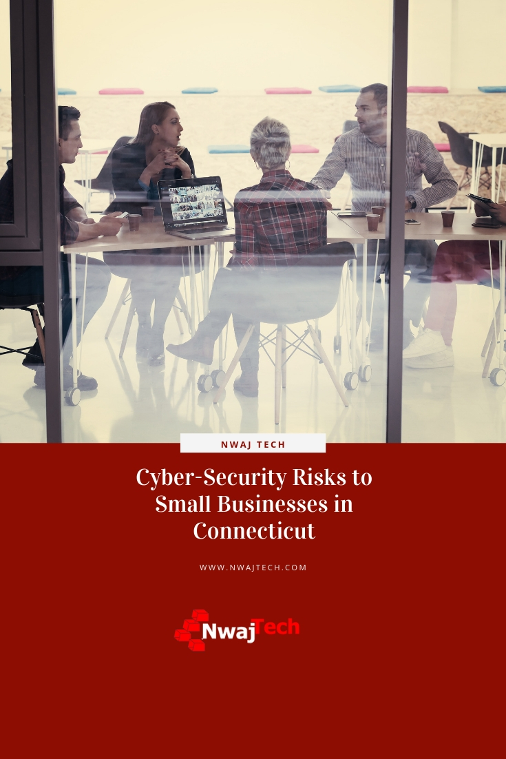 Cyber-Security Risks to Small Businesses in Connecticut Pin
