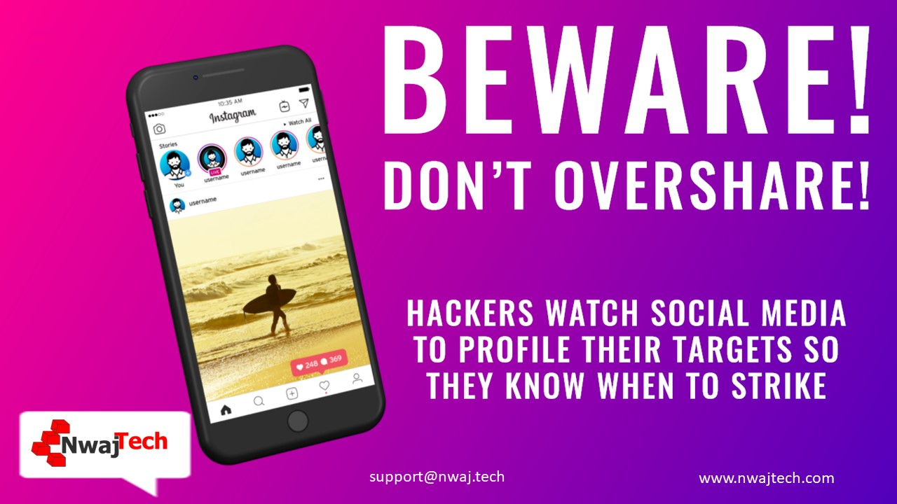 Hackers-Watch-Social-Media-to-Profile-Targets
