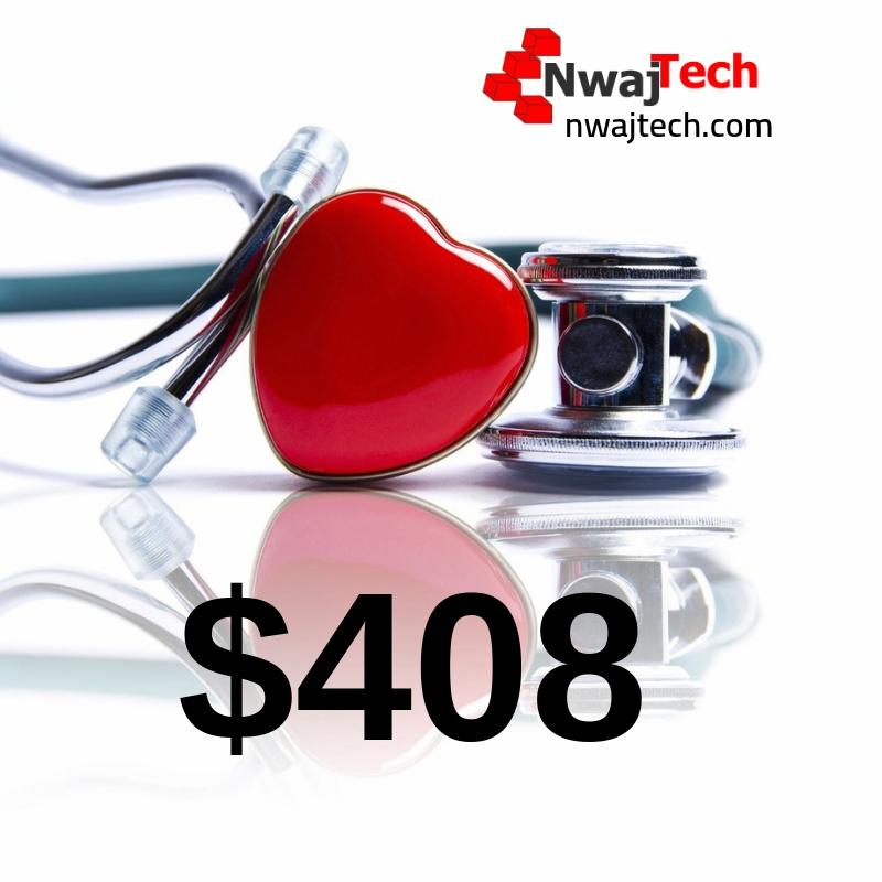 The Average Cost of a Healthcare Breach per record is $408