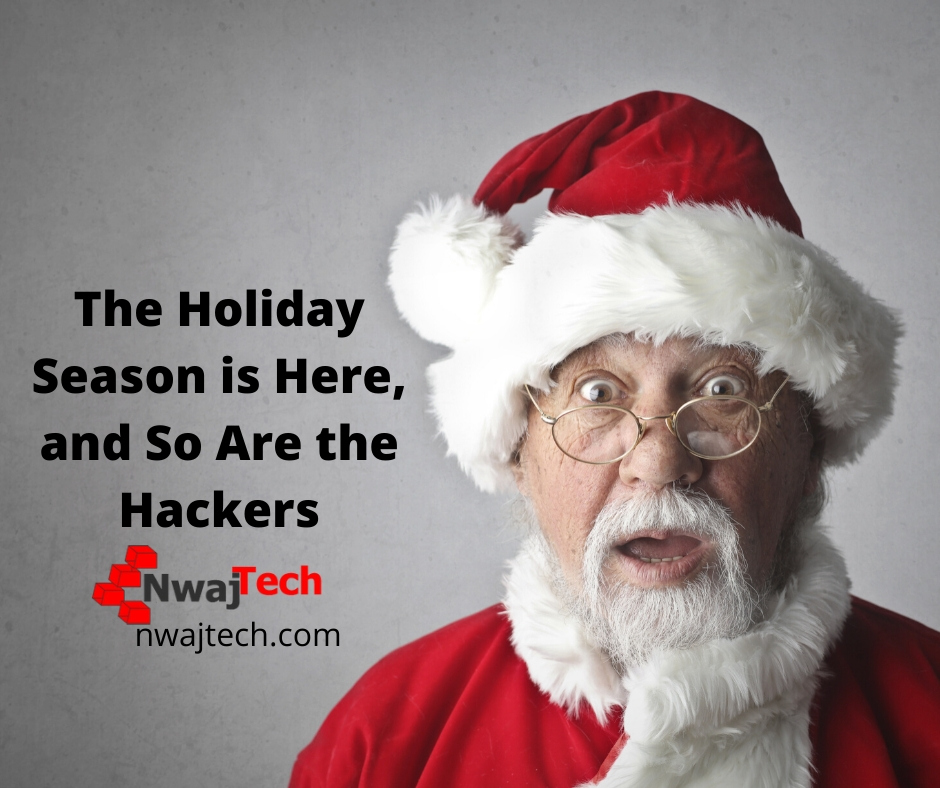 The Holiday Season is Here, and So Are the Hackers FB text