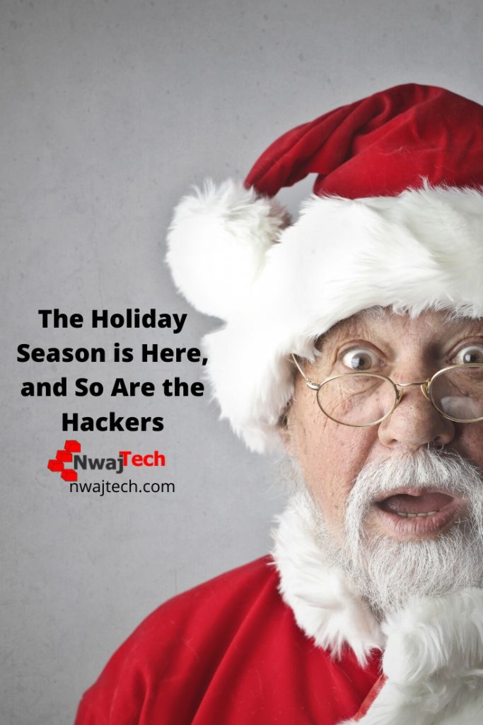 The Holiday Season is Here, and So Are the Hackers PIN text