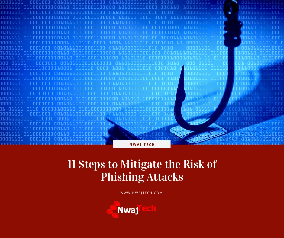 11 Steps to Mitigate the Risk of Phishing Attacks FB