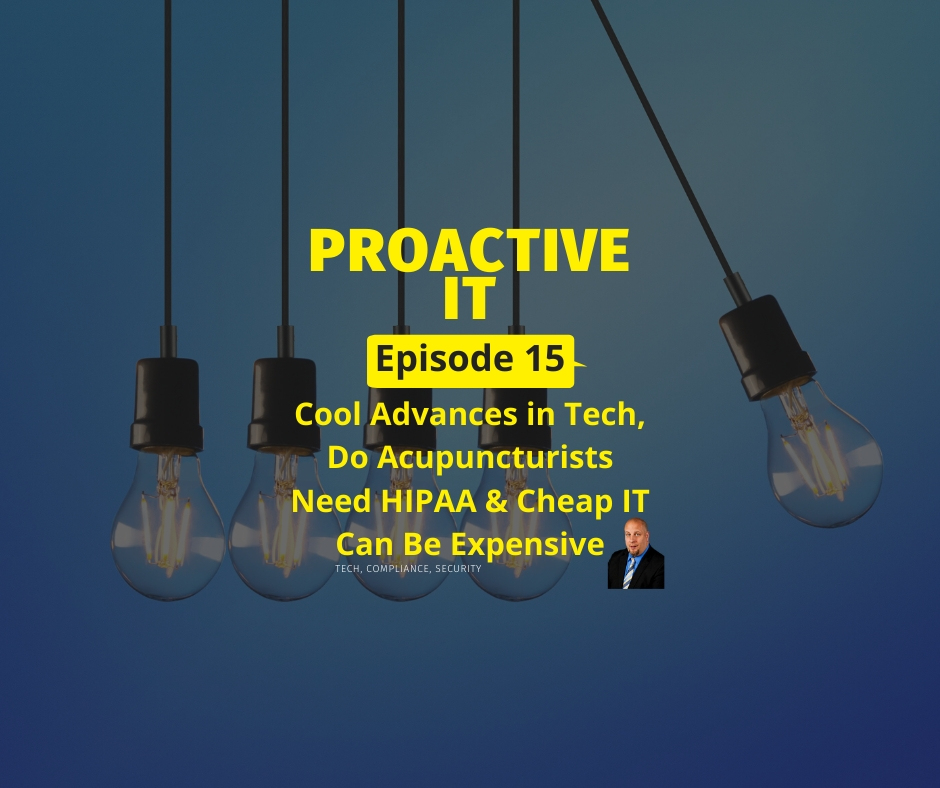 Episode 15 - Cheap IT Can Be Expensive FB