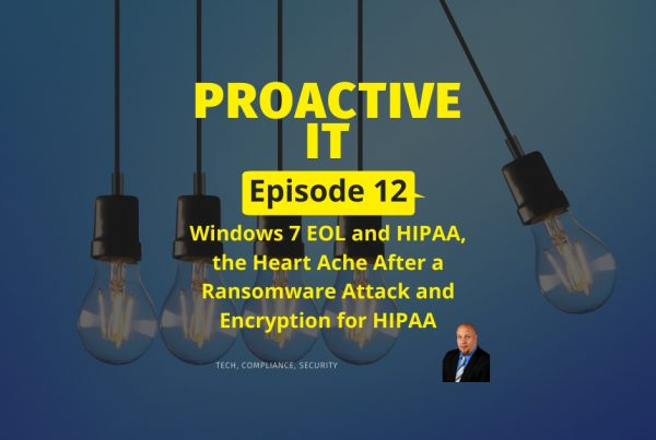 episode 12 ProactiveIT Podcast FB