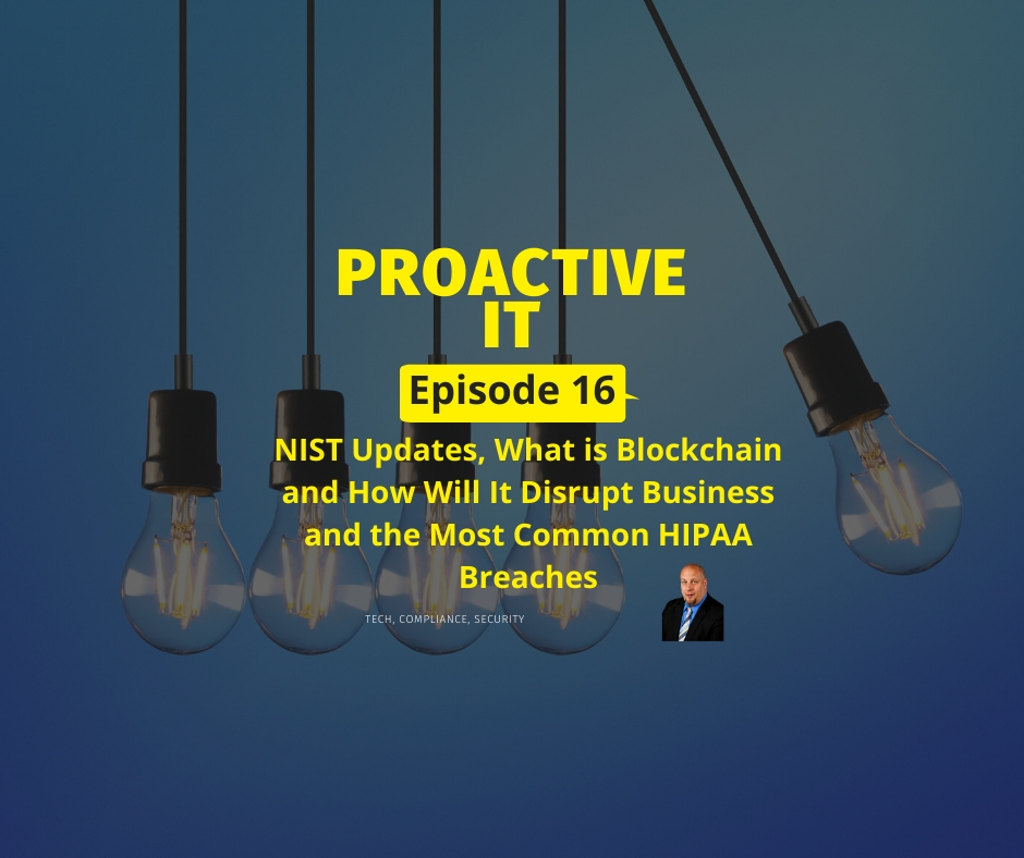 Episode 16 the Most Common HIPAA Breaches