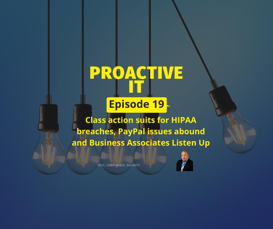 Episode 19 - Business Associates Listen Up FB