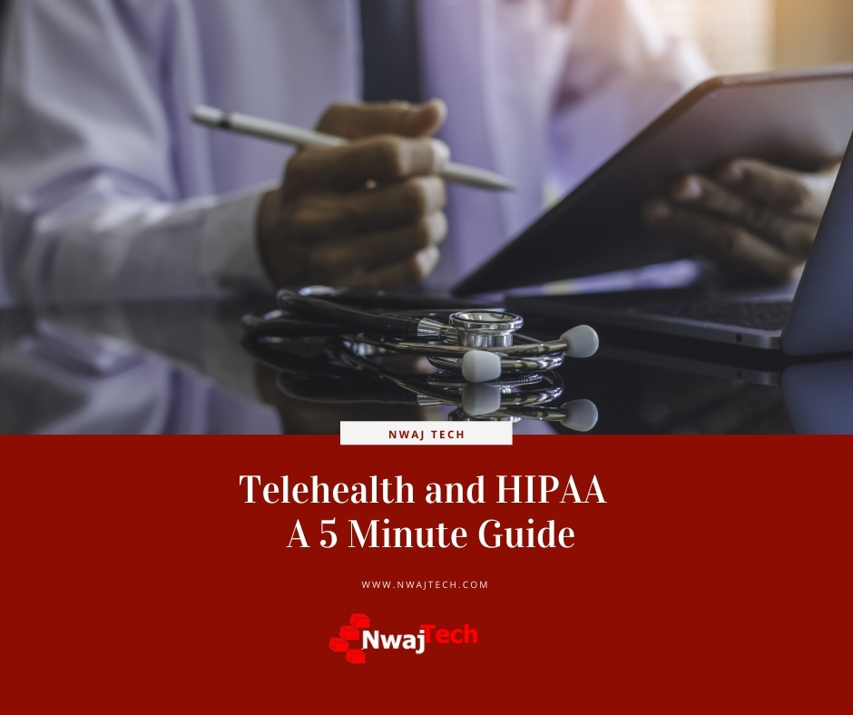 telehealth and hipaa a 5 minute guide FB